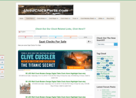 saatclock.com