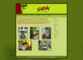sabai-thaimassage.net