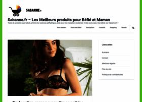 sabanne.fr