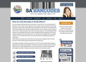 sabarcodes.co.za