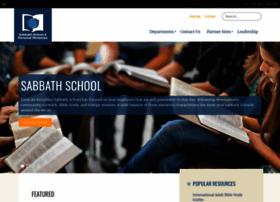 sabbathschoolpersonalministries.org