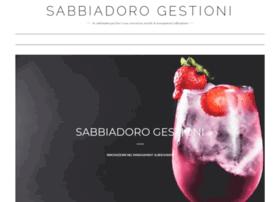 sabbiadorogestioni.com