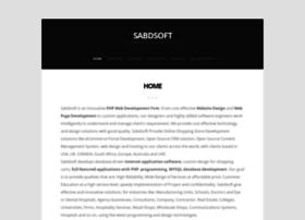 sabdsoft.com