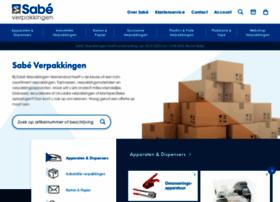 sabe-verpakkingen.nl