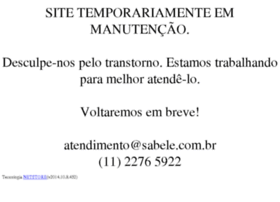 sabele.com.br
