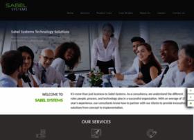 sabelsystems.com