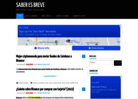 saberesbreve.com