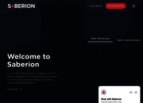 saberion.com