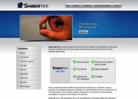 sabertek.com