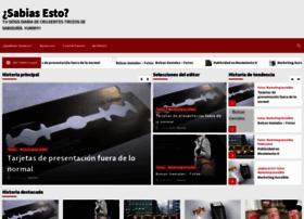 sabiasesto.com