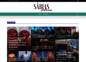 sabiaspalavras.com