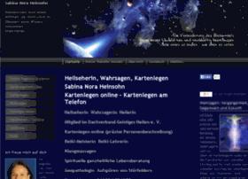 sabinaheinsohn.com