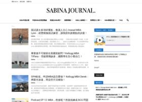 sabinahuang.com