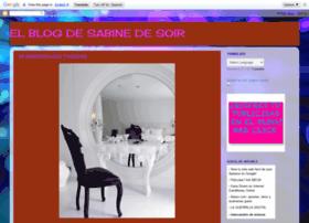 sabinedesoir.blogspot.com.es