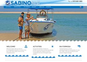 sabinoboattours.com