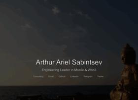 sabintsev.com