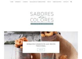 saboresdecolores.com