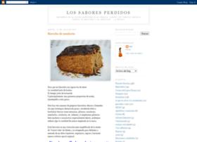 saboresperdidos.blogspot.com