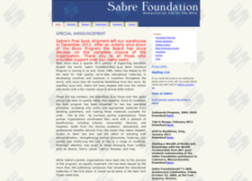 sabre.org