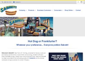 sabrett.com