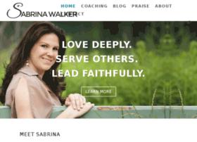 sabrinawalker.org