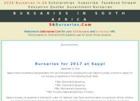 sabursaries.com