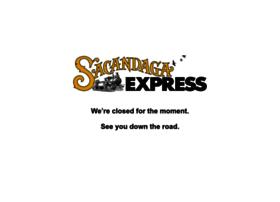 sacandagaexpress.com