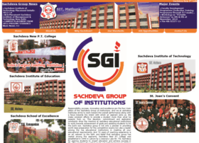 sachdevagroup.co.in
