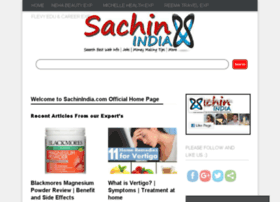sachinindia.com