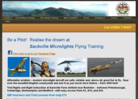 sackvillemicrolights.co.uk