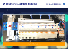sacompleteelectricalservices.com.au