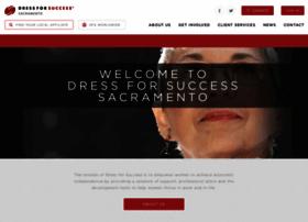 sacramento.dressforsuccess.org
