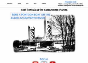 sacramentoboatrentals.com
