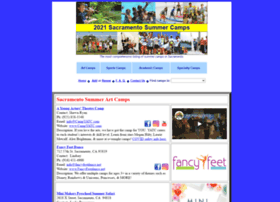 sacramentosummercamps.com