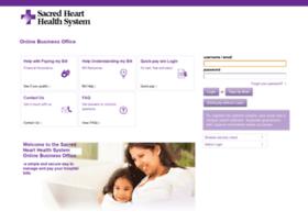 sacred-heart.patientsimple.com