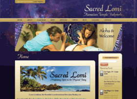 sacredlomi.com