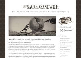 sacredsandwich.com