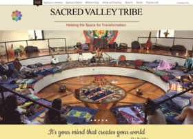 sacredvalleytribe.com