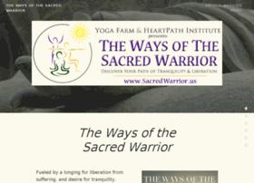 sacredwarrior.us