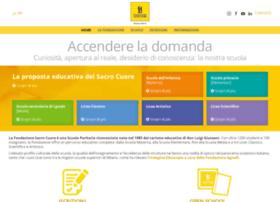 sacrocuore.org