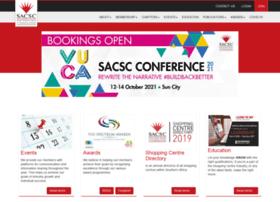 sacsc.co.za