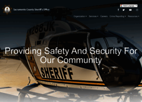 sacsheriff.com