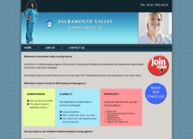 sacvalleynursing.com