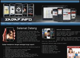sadap.info