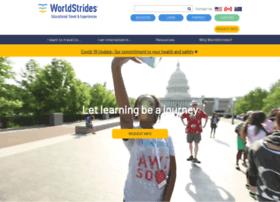 sadd.worldstrides.org
