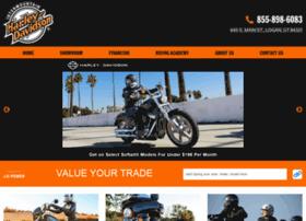 saddlebackharleydavidson.com