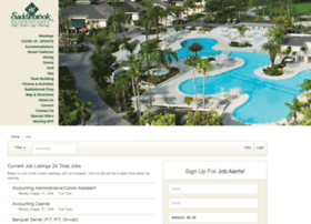 saddlebrook.iapplicants.com