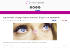 sadecekozmetik.com
