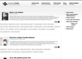 sadeceweb.net