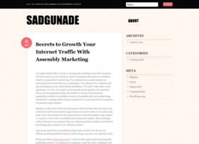 sadgunade.wordpress.com